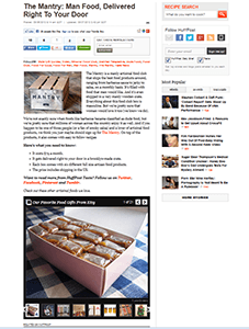 Huffington Post May 06 2013 Fusionsweets